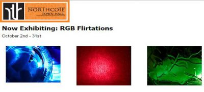 RGB Flirtations Exhibition 2014